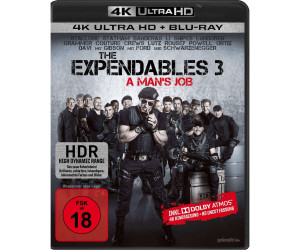 The Expendables 3 (4K Ultra HD) [+Blu-ray]