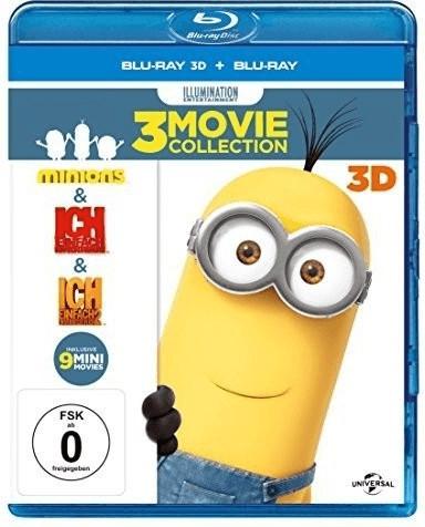 Minions 3D Boxset