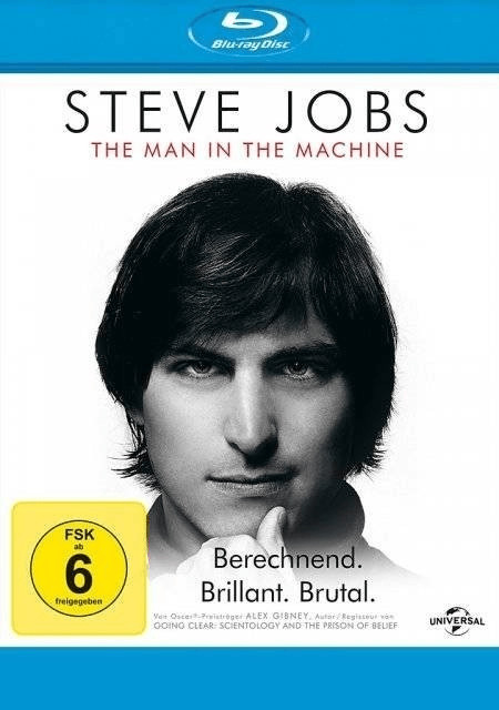 Steve Jobs - The Man in the Machine
