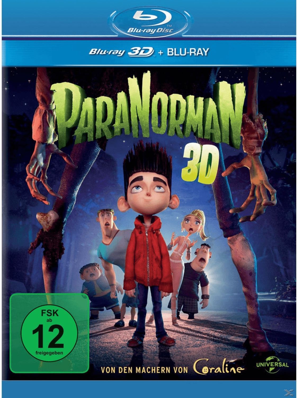 ParaNorman (3D)