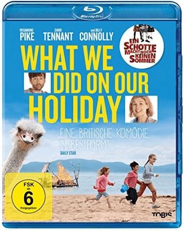 What we did on our Holiday (Ein Schotte macht noch keinen Sommer)