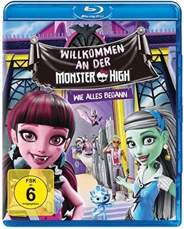 Monster High: Willkommen an der Monster High
