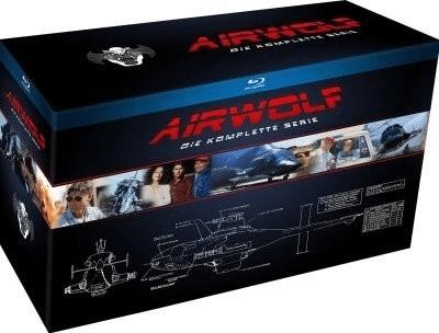 Image of Airwolf - Die komplette Serie