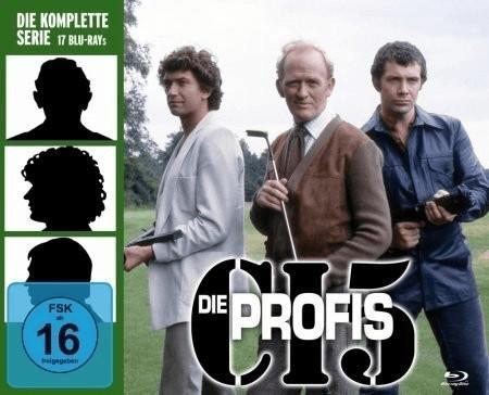 Image of Die Profis - Die komplette Serie