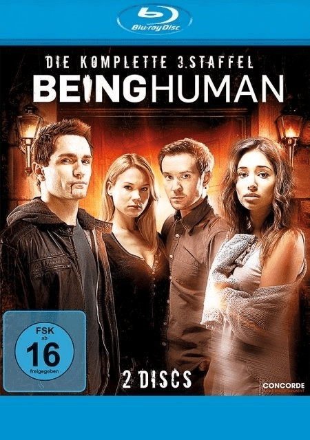 Image of Being Human - komplette 3. Staffel
