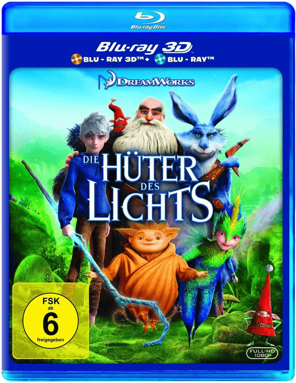 Die Hüter des Lichts (3D) [Blu-ray]
