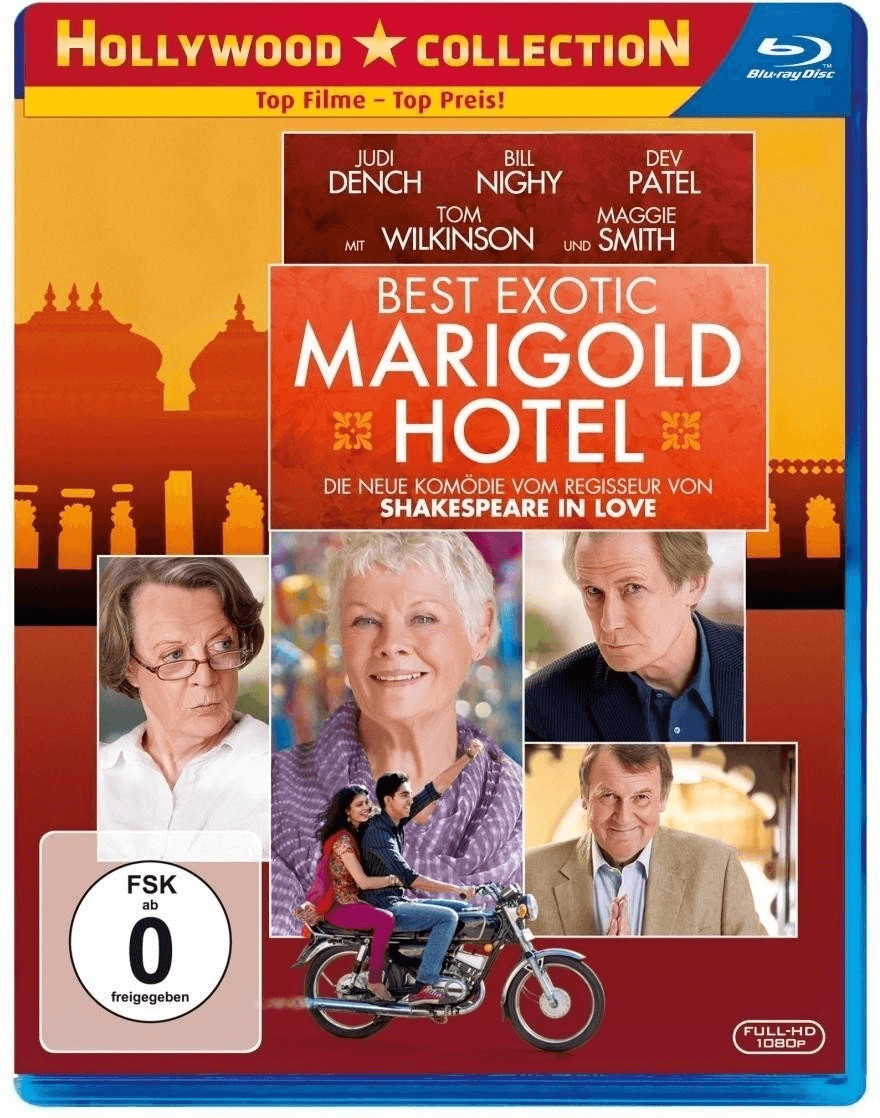 Image of Best exotic Marigold Hotel