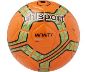 uhlsport Infinity 350 Lite Soft Fussball Soccer Football Trainingsball grün 5 Bälle