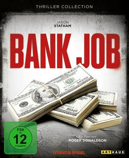 Bank Job (Thriller Collection)