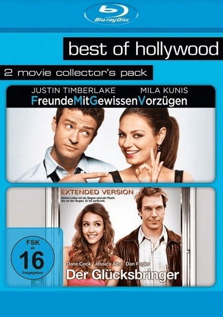 Best of Hollywood 2 Movie Collectors Pack: Freu...