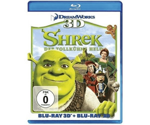 Shrek 1 (3D+2D)