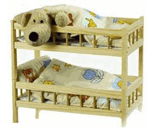 Puppen Etagenbett Pinolino : Pinolino puppen etagenbett carmen komplett ab