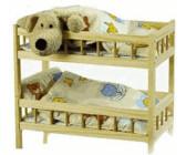 Etagenbett Puppe : Etagenbett für puppen bei idealo.de