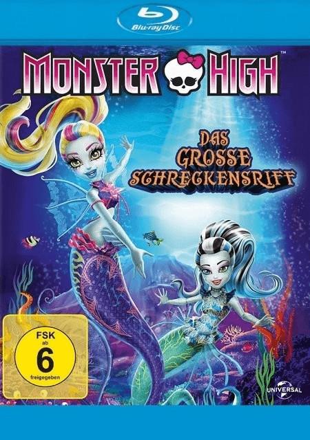 Monster High: Das große Schreckensriff