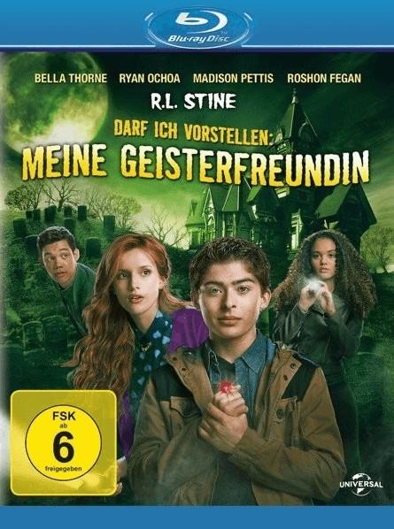 R.L. Stine - Darf ich vorstellen: Meine Geisterfreundin