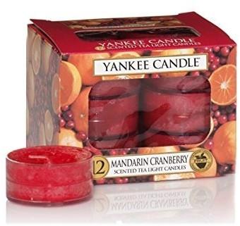 Yankee Candle Mandarin Cranberry Teelichte 118g...