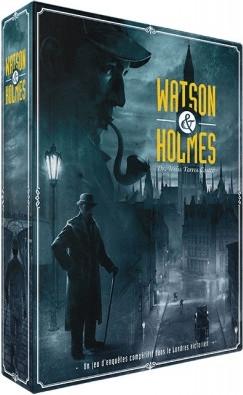 Space Cowboys Watson & Holmes (französisch)