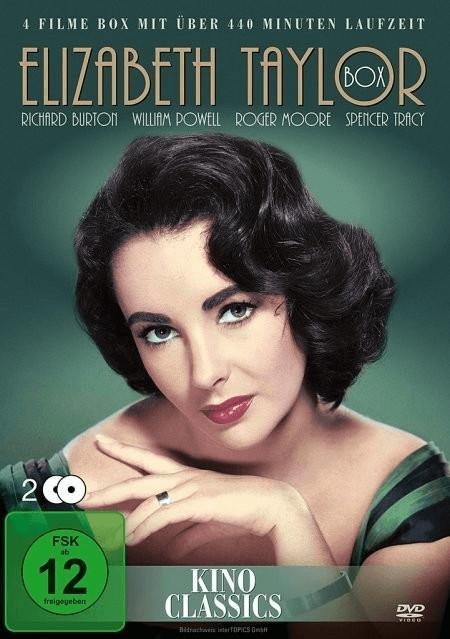 Elizabeth Taylor Box (Kino Classics) [DVD]