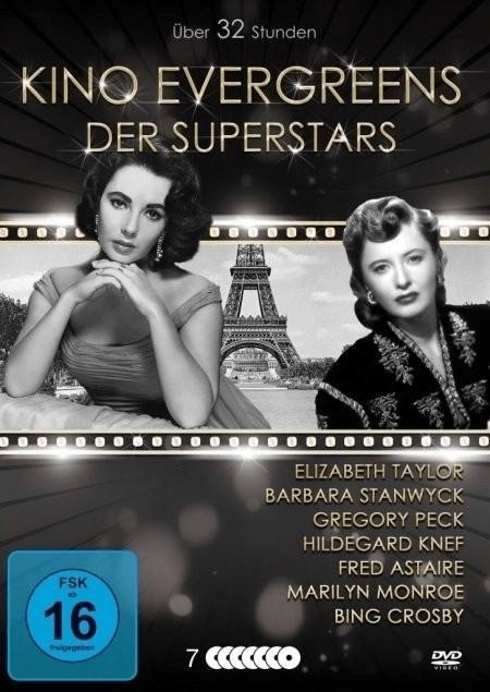 Kino Evergreens der Superstars [DVD]