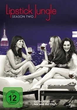 Lipstick Jungle - Season 2 [DVD]