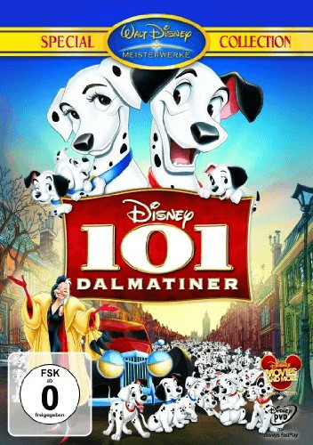 101 Dalmatiner - Special Collection [DVD]