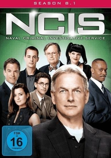 Navy CIS - Season 8.1 [DVD]