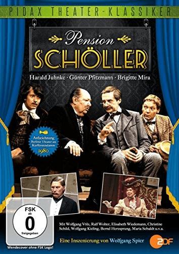 Pension Schöller (Pidax Theater-Klassiker) [DVD]