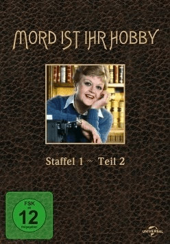 Mord ist Ihr Hobby - Staffel 1.2 [DVD]