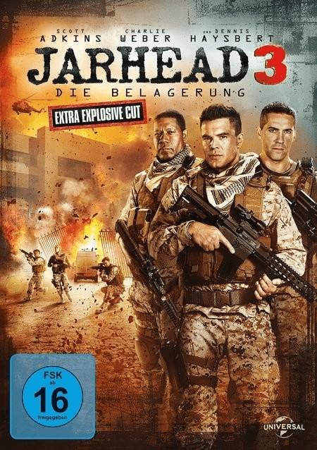 Jarhead 3 - Die Belagerung [DVD]