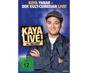 Kaya Yanar LIVE - All Inclusive [DVD]