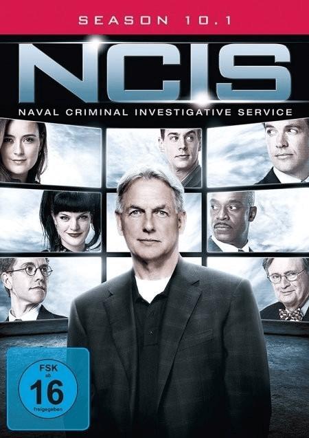Navy CIS - Season 10.1 [DVD]