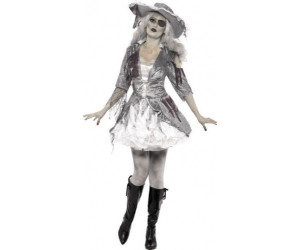 Smiffy's Costume donna - Piratessa Fantasma