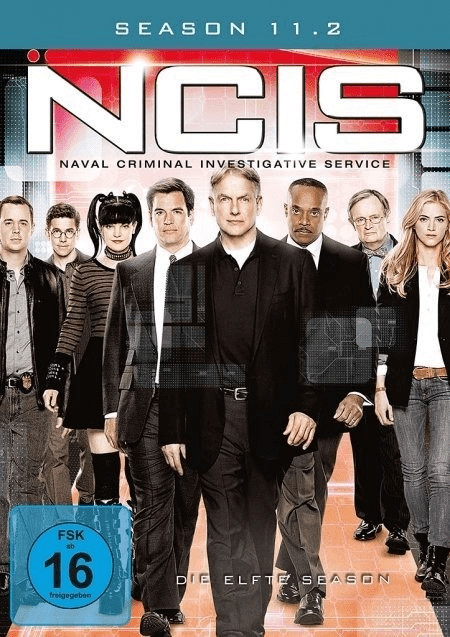 Navy CIS - Season 11.2 [DVD]