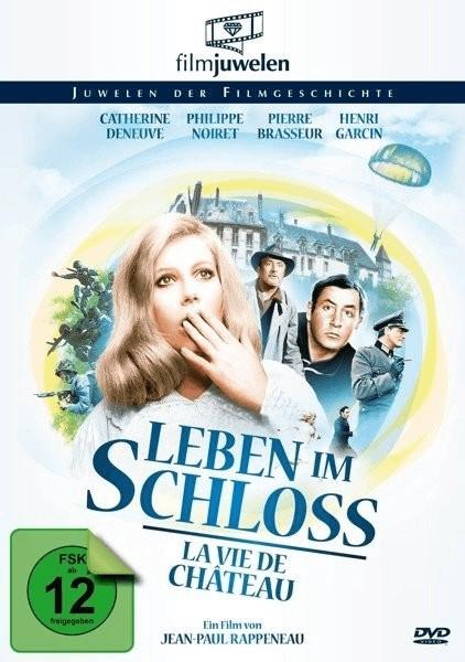 Leben im Schloss - La vie de chateau (Filmjuwelen) [DVD]