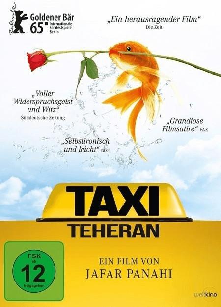 Taxi Teheran [DVD]