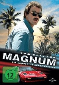 Magnum - Season 8 [DVD]