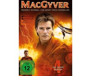 MacGyver - Season 4 [DVD]