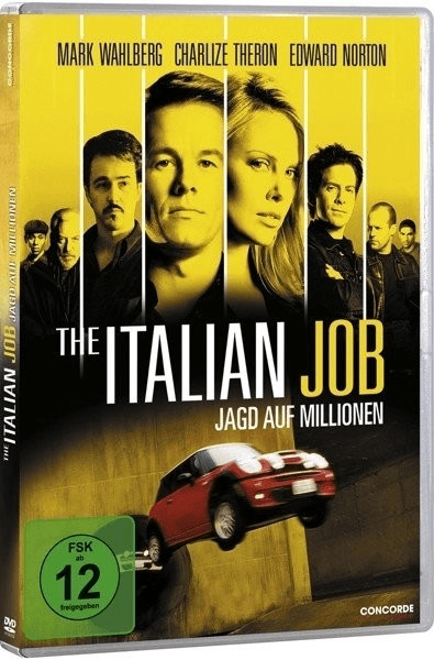 The Italien Job - Jagd auf Millionen (Home Edit...