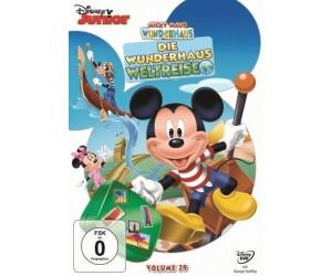Micky Maus Wunderhaus: Die Weltreise [DVD]