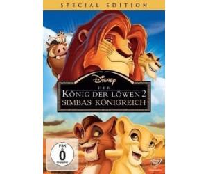 Der König der Löwen 2: Simbas Königreich [DVD]