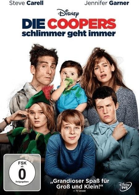Die Coopers - Schlimmer geht immer [DVD]