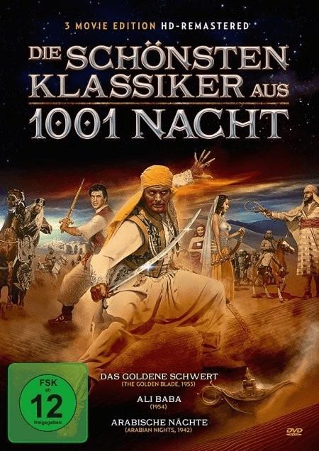 Die schönsten Klassiker aus 1001 Nacht [DVD]