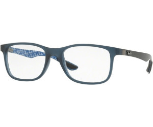 RAY BAN RAY-BAN Herren Brille » RX8903«, blau, 5262 - blau