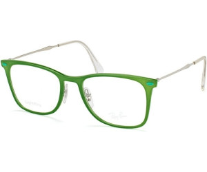 RAY BAN RAY-BAN Brille » RX7086«, braun, 5642 - braun