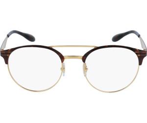 RAY BAN RAY-BAN Herren Brille » RX3545V«, schwarz, 2861 - schwarz