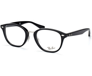 Ray-Ban RX5355 2000 50-21 in shiny black