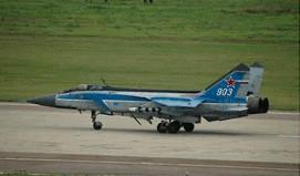 Revell Interceptor Fighter MiG-31 ´´Foxhound´´ ...