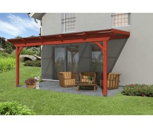 skanholz terrassenuberdachung, skan holz ravenna 541 x 350 cm ab 2.199,00 € | preisvergleich bei, Design ideen