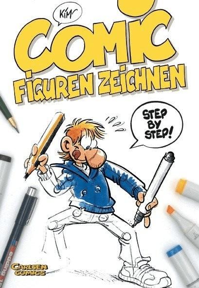 Comic-Figuren zeichnen (Kim Schmidt)