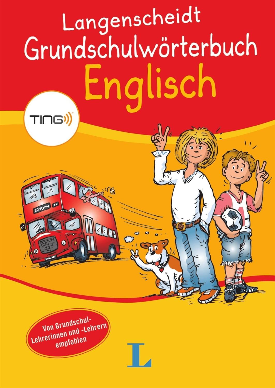 Langenscheidt Grundschulwörterbuch Englisch  mit Ting Buch